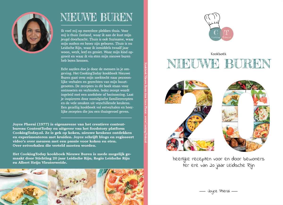 Kookboek Nieuwe Buren